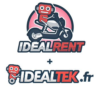 logo idealrent et idealtek